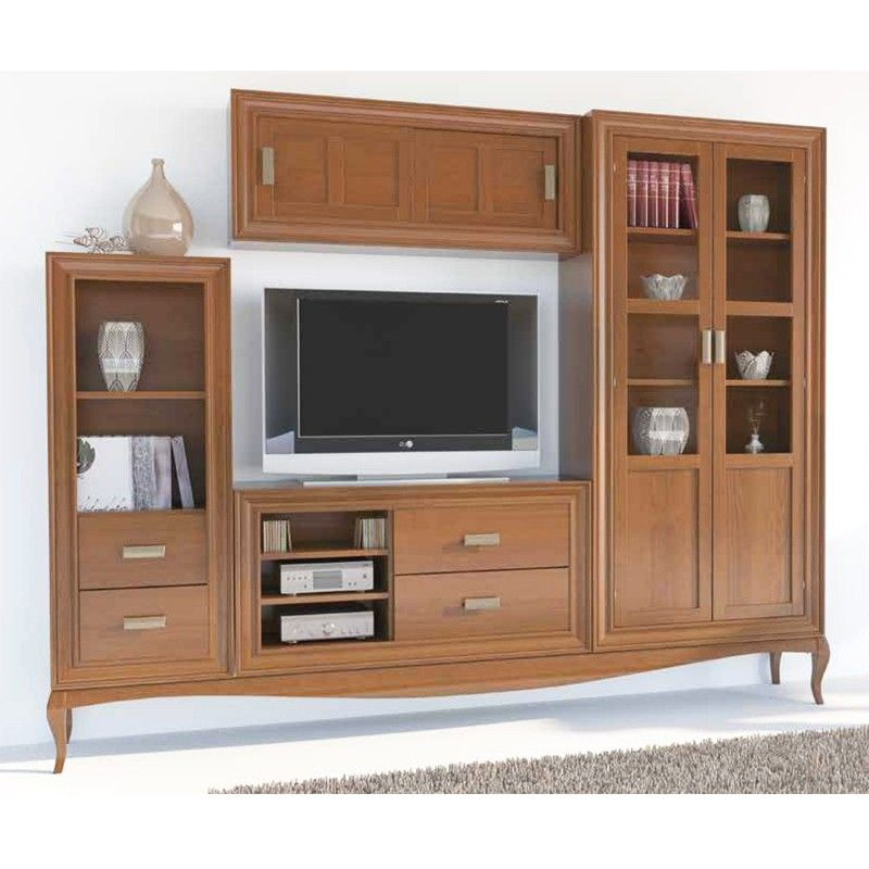 mueble-television-madera-estilo-clasico-r-fa008_3.jpg (800×800 ...