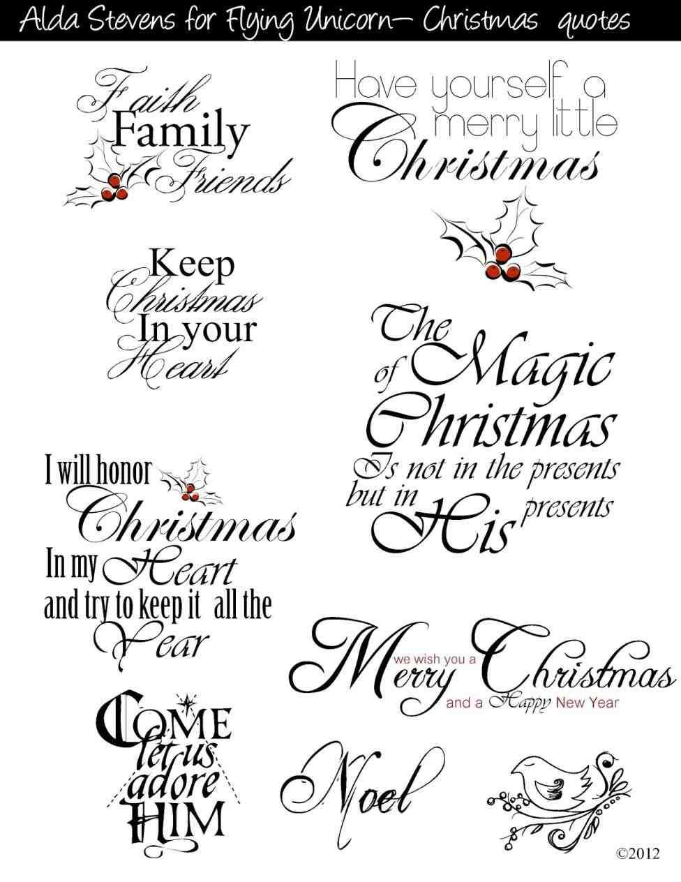 Elegant Funny Christmas Card Sayings Quotes Best Christmas