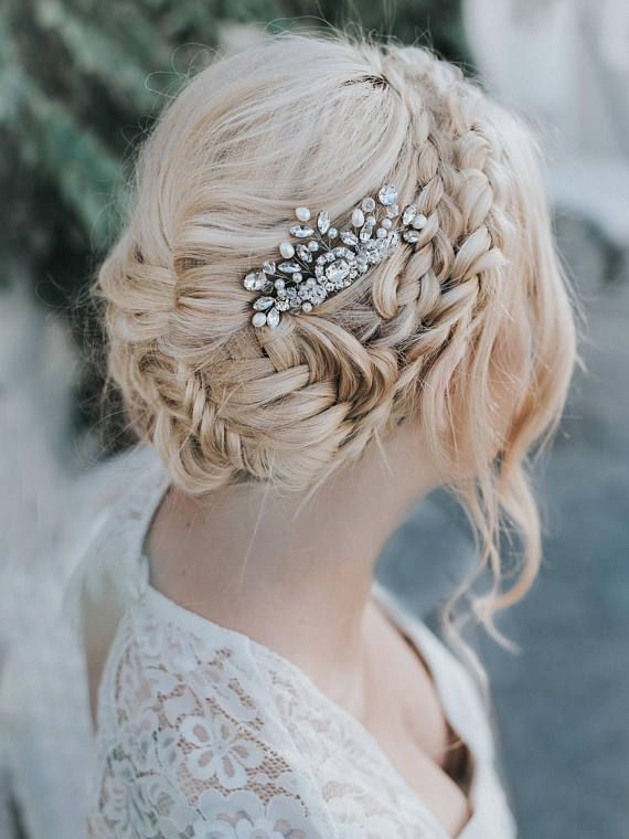 Wedding Hair Accessories Wedding Comb Bridal Hair | Etsy