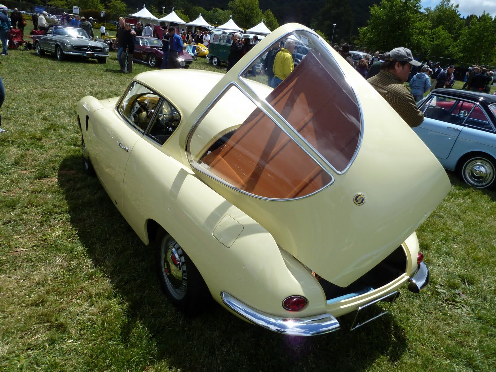 1953 Fiat Stanguellini With Images Fiat Cars Fiat Car