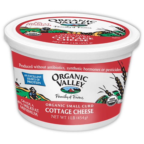 Organic Valley cottage cheese (the best!!!!!!) Coconut