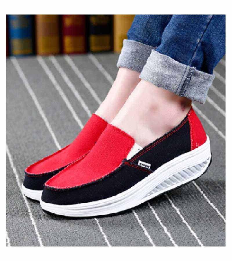 rocker bottom shoe sneaker