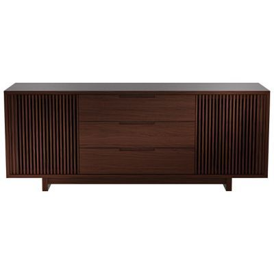 Ordinaire Vertica Wide Media Cabinet By BDI    Home Theater Room