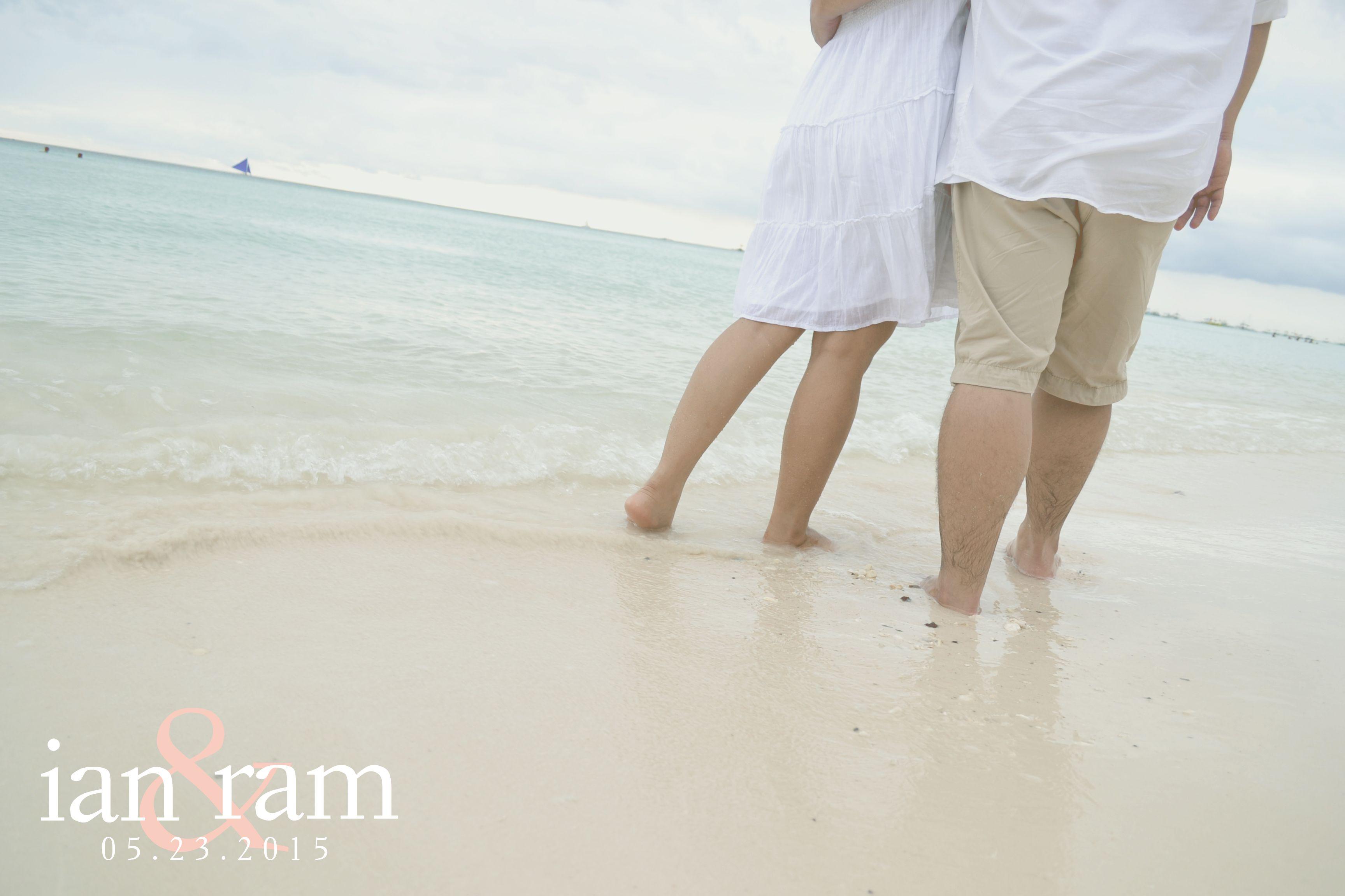 ian and ram prenup photos  photo by yan-yan gervero