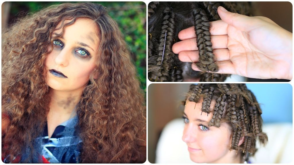how to make cute curls