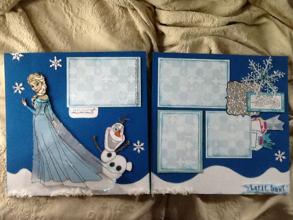 Frozen layout I made