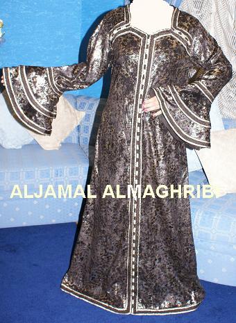 احدث مجموعه جلابيات مغربيه بالصور احدث مجموعه جلابيات مغربيه 2020 Hayahcc 1350771756 7 Fashion Victorian Dress Formal Dresses