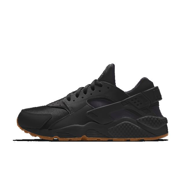 mieux aimé 2ad69 db755 Chaussure Nike Air Huarache Pas Cher Femme et Homme Noir ...