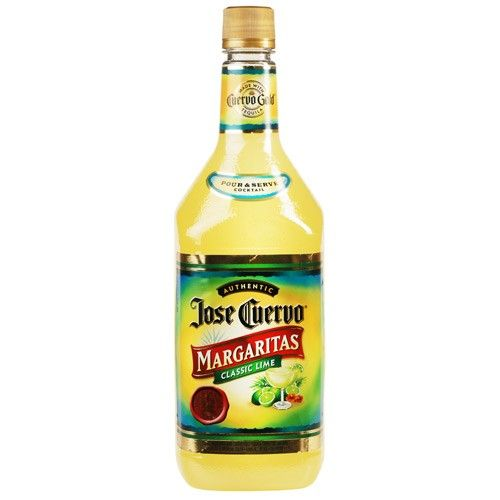Jose Cuervo Authentic Margaritas Classic Lime Ready To