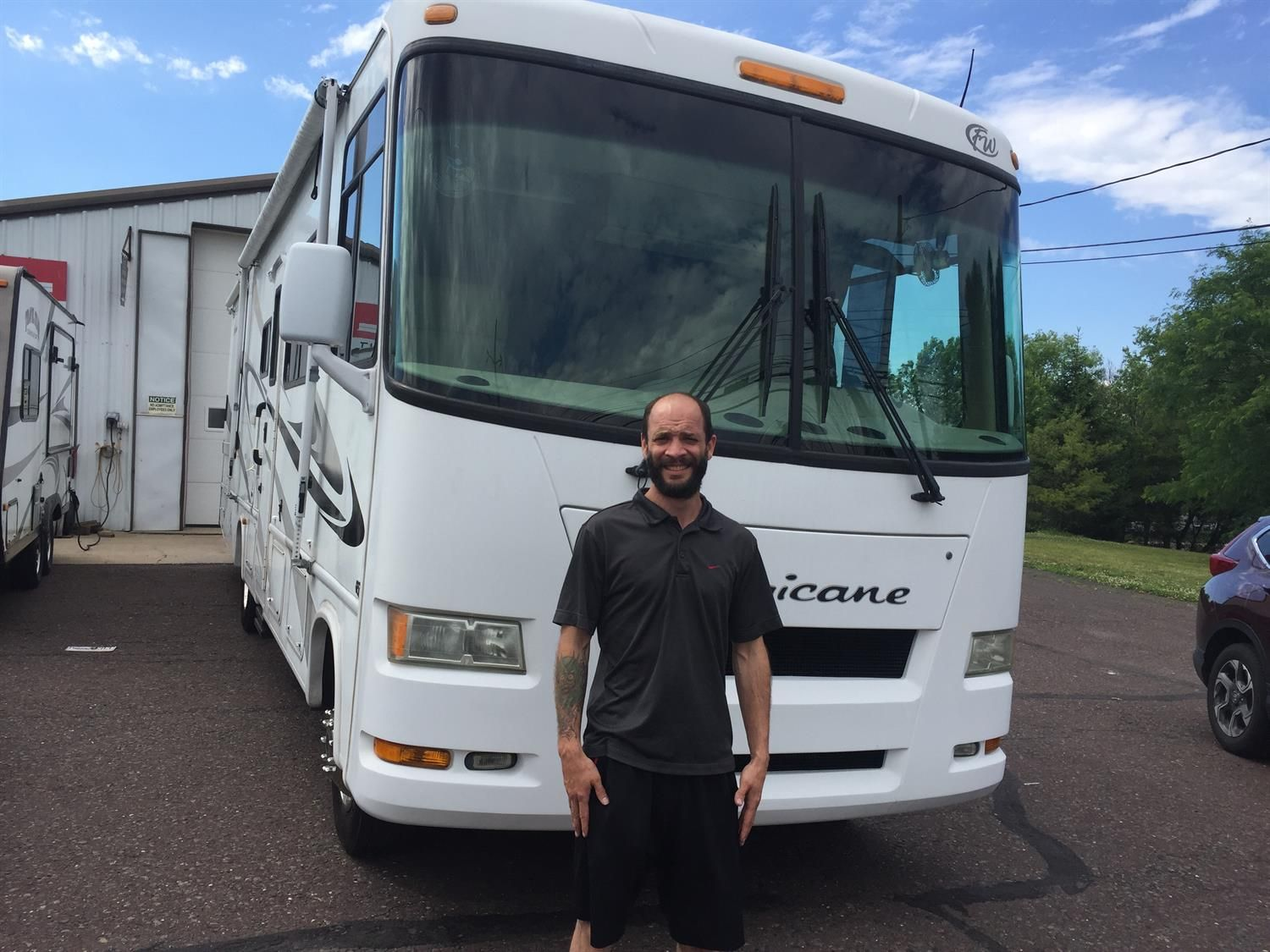 Dan We Re So Excited For All The Places You Ll Go Safe Travels And Best Wishes On Behalf Of Fretz Rv And Luke Wilson Enjoy Your 2008 F In 2020 Safe Travel