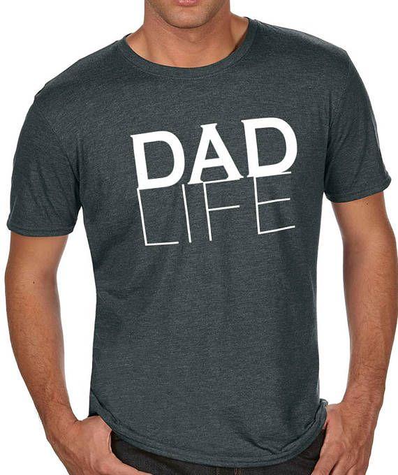 75c73532b Dad Life Fathers Day Shirt Mens T Shirt Dad Shirt Husband Gift ...