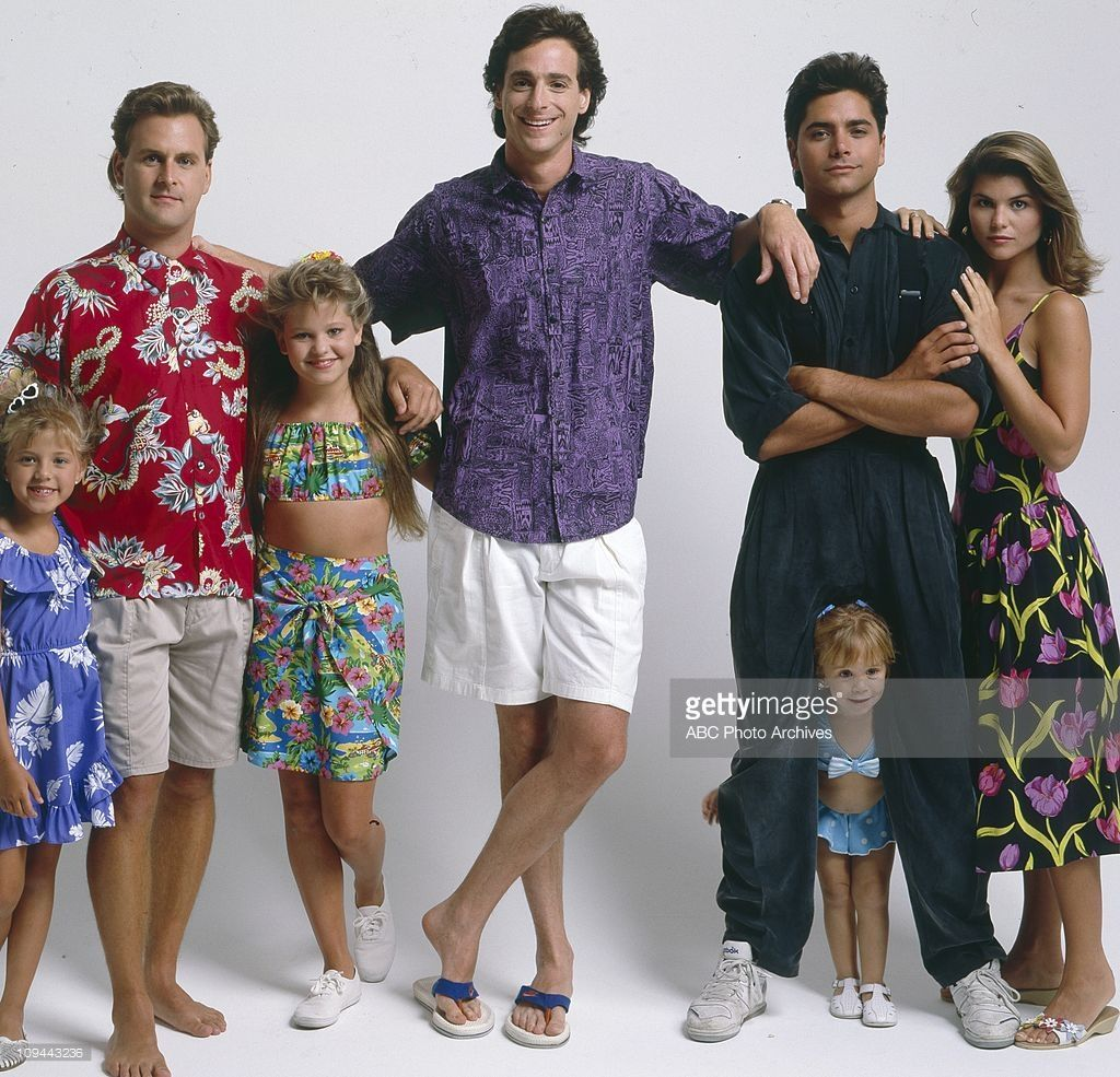 House Cast Gallery August 8 1989 Jodie Full House Cast Full House Full House Funny