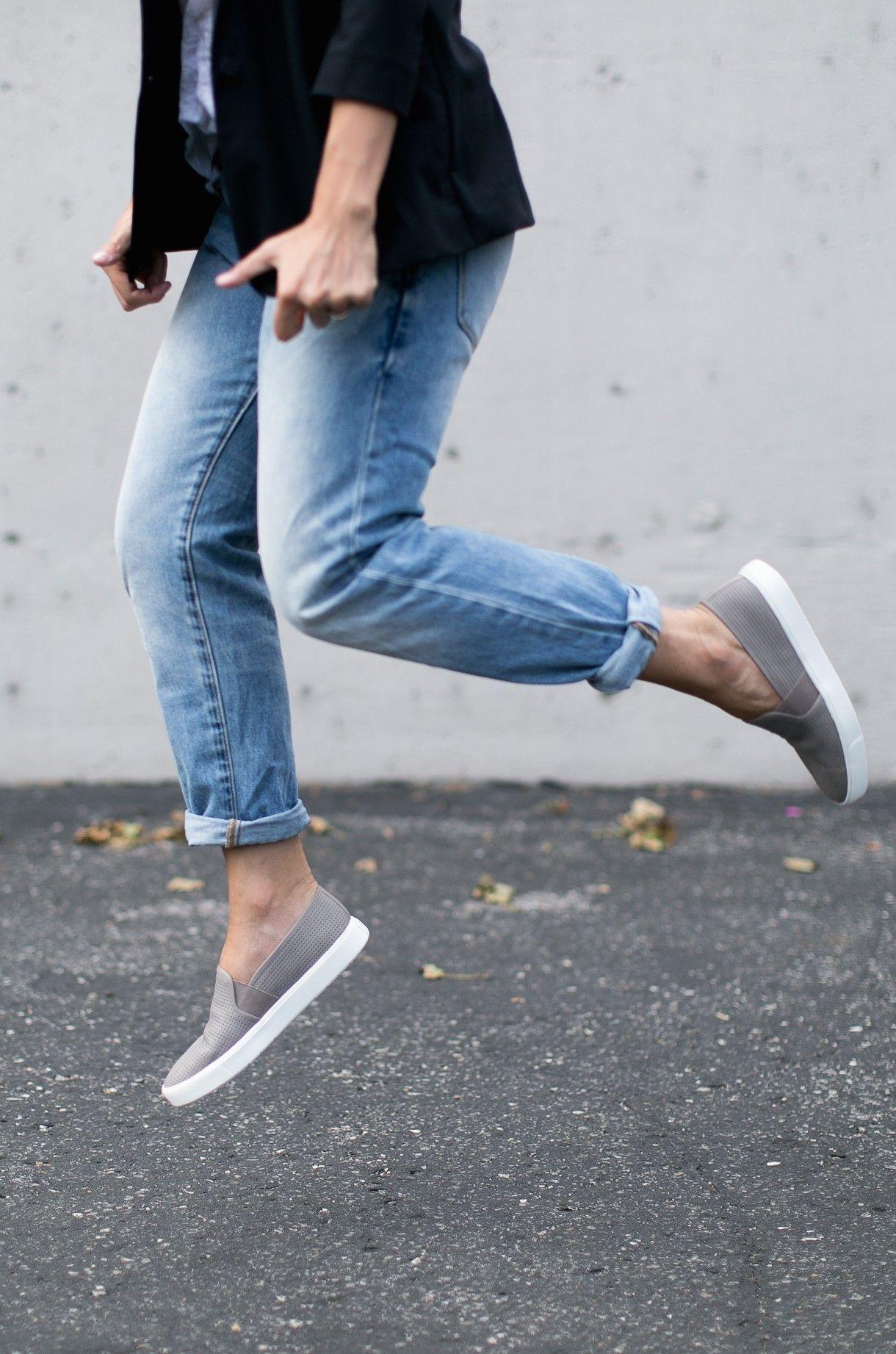 Vince 'Blair 5' Slip-On Sneaker (Women