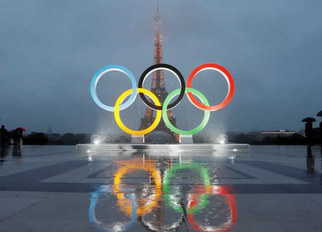 Pin By 14 On Athletics In 2020 Olympics Paris Olympic Rings
