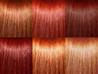 Hair color is the pigmentation of hair follicles due to two types