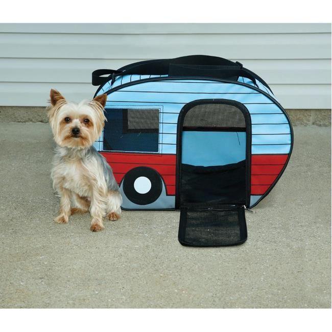 Retro Rv Pet Carrier Medium Ad Camping Pinterest Pets Pet
