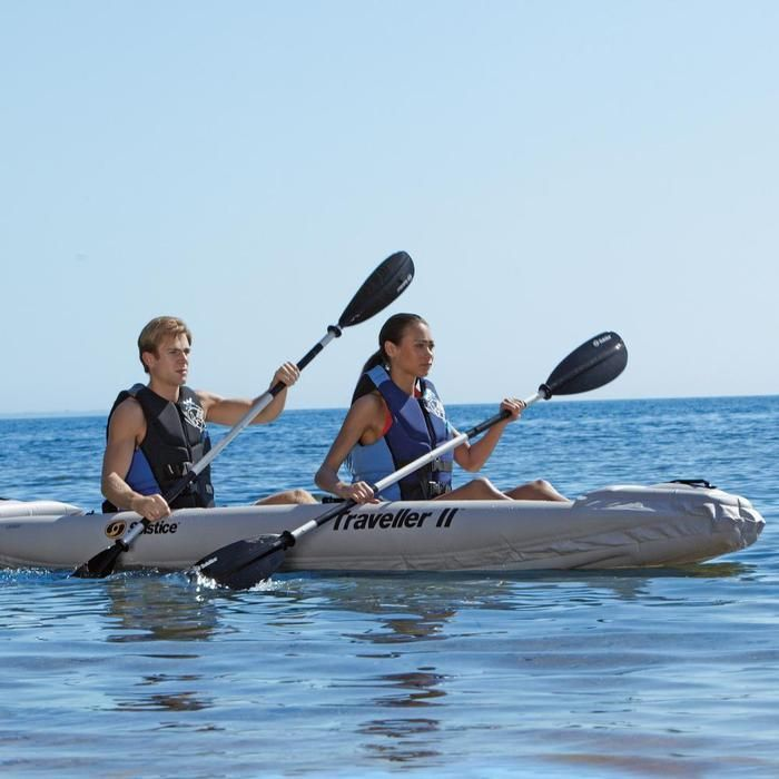 $499 Fits in a backpack, yet seats two comfortably for in-shore fun.