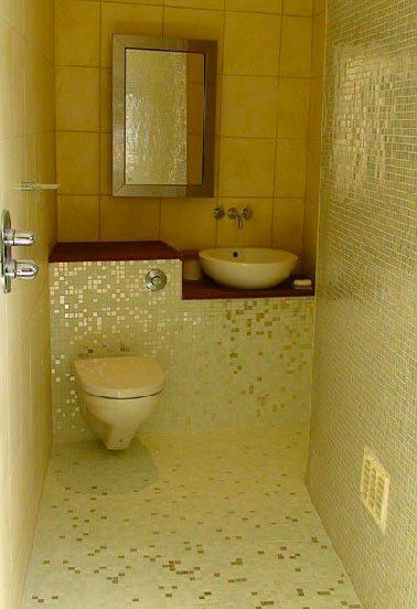 Le Carrelage WC se met à la couleur pour faire la déco   Room