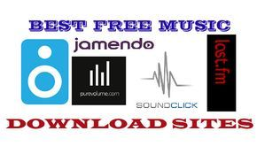 Best Free Music Download Sites for android Phones and PC | Music