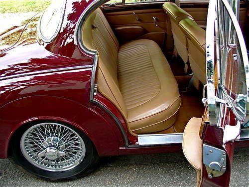 Wonderfull Jaguar Mk2 340 Rebuilt Engine Many Thousand Spent For