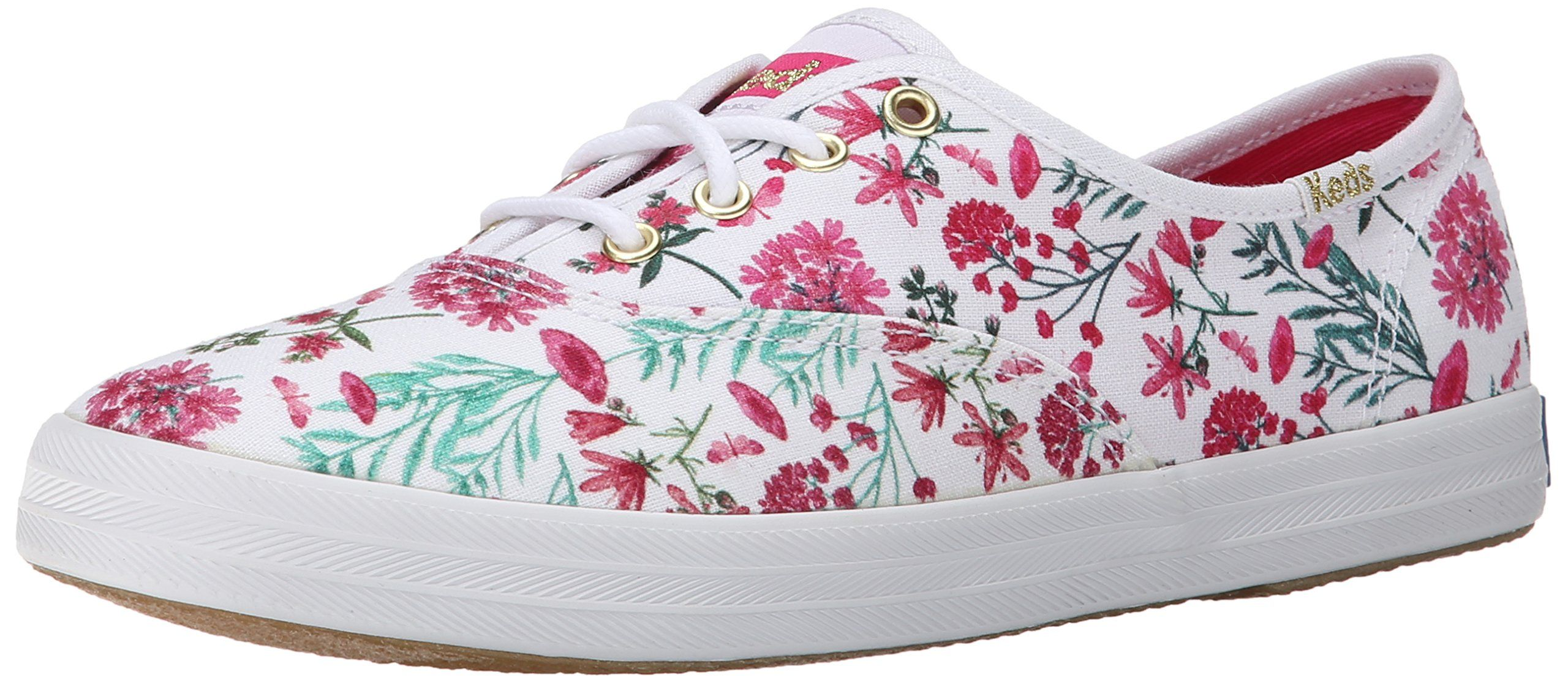5c11fa8fc Amazon.com  Keds Women s Champion Garden Party Fashion Sneaker ...