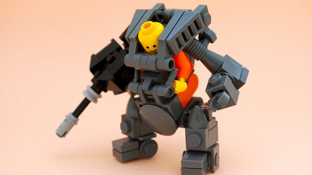 Happysuit Lego Robort Weapon Pinterest Lego Exo And Building