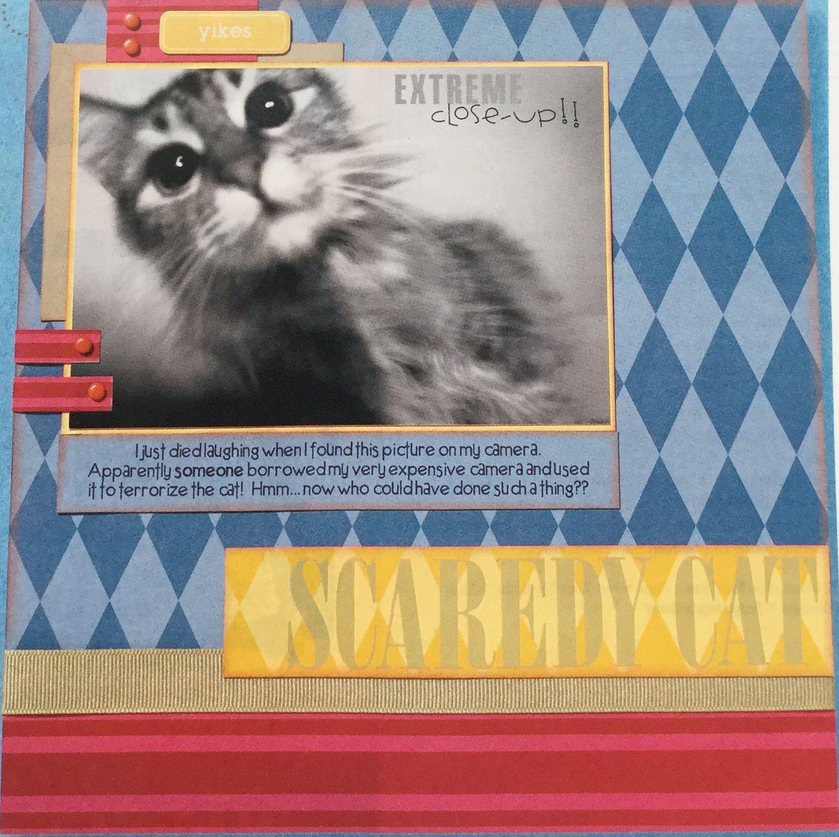 Pin By Deborah Beach On Pet Scrapbooking Layouts Pet Scrapbook Pet Scrapbook Layouts Scrapbook