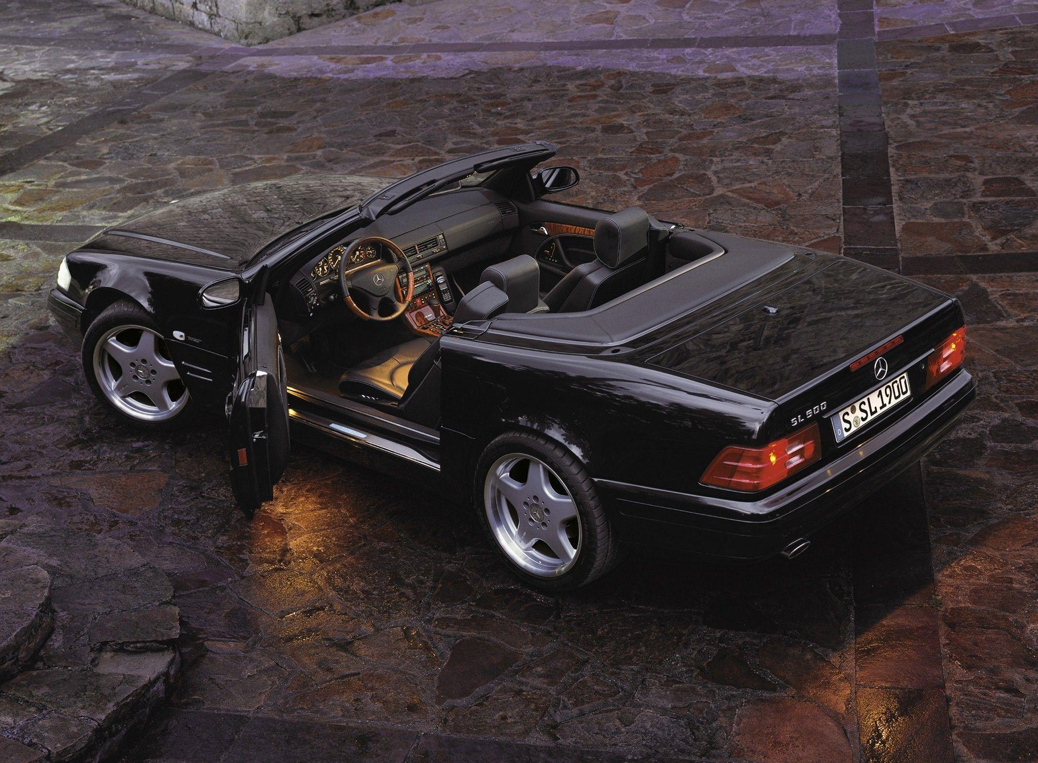 1998 Mercedes Benz Sl500 Mercedes Sl Mercedes Benz