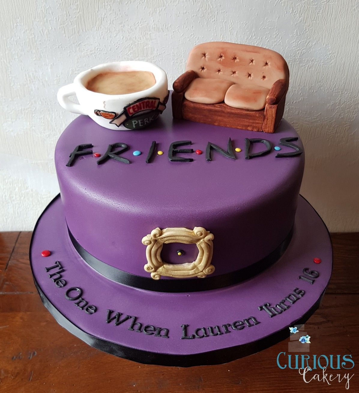 торты для друзей