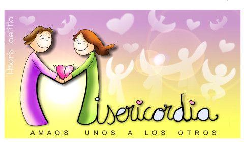 Amor – Misericordia – Alegría   El Blog de Alfredo