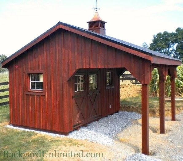 8 39 x14 39 custom garden shed with board and batten siding for Board and batten shed plans