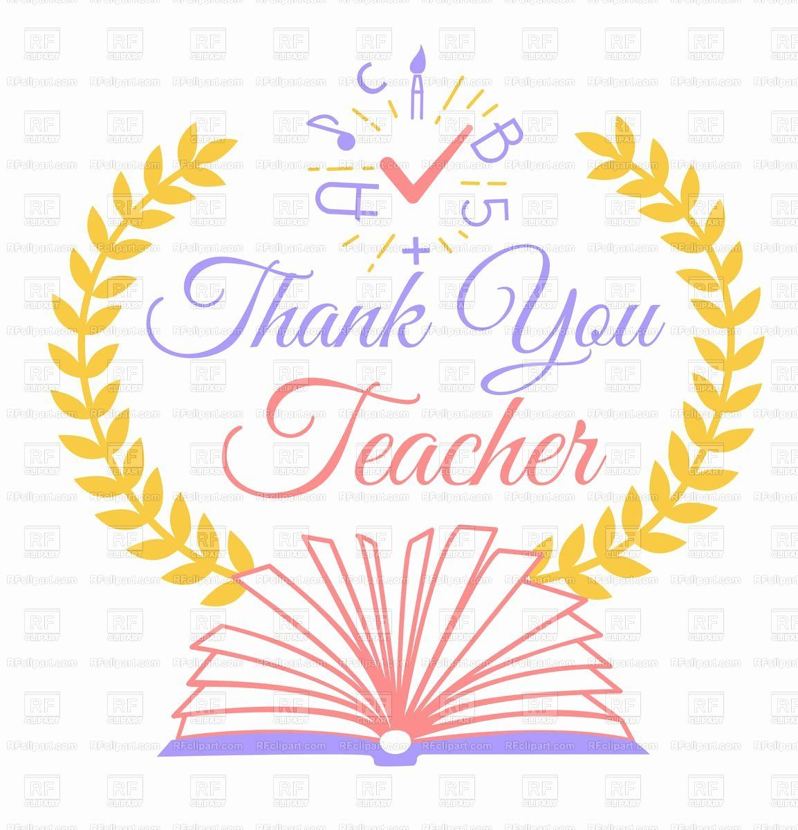Teacher Day Card Lovely Teacher Day Vector Illustrations Vector Graphics Greeting Cards For Teachers Teacher Cards Teachers Day Card