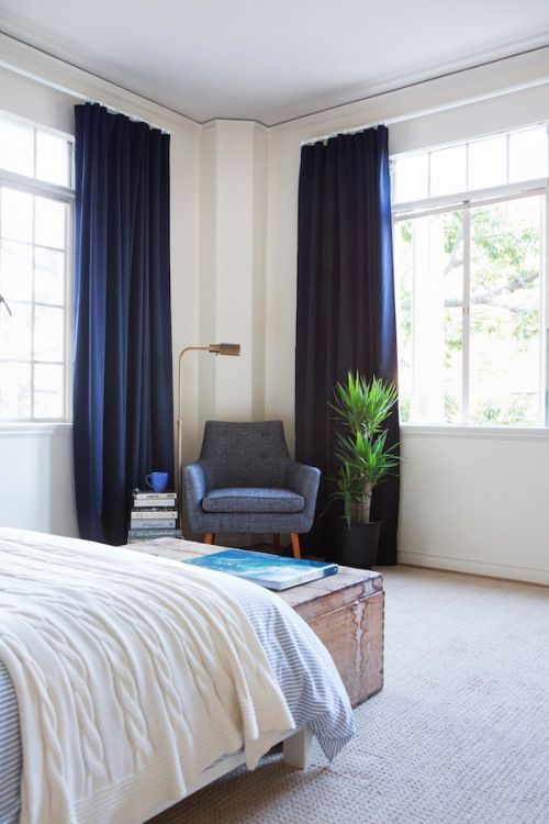 Pin On Living Room #royal #blue #curtains #for #living #room