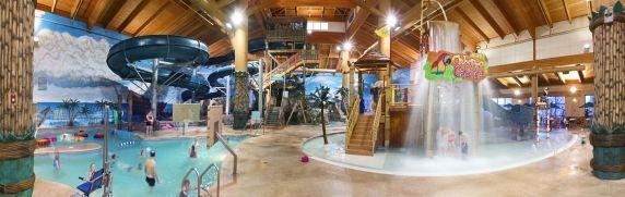 Waterpark At Arrow Wood In Alexandria Mn Travels Thus Far Edgewater Hotel