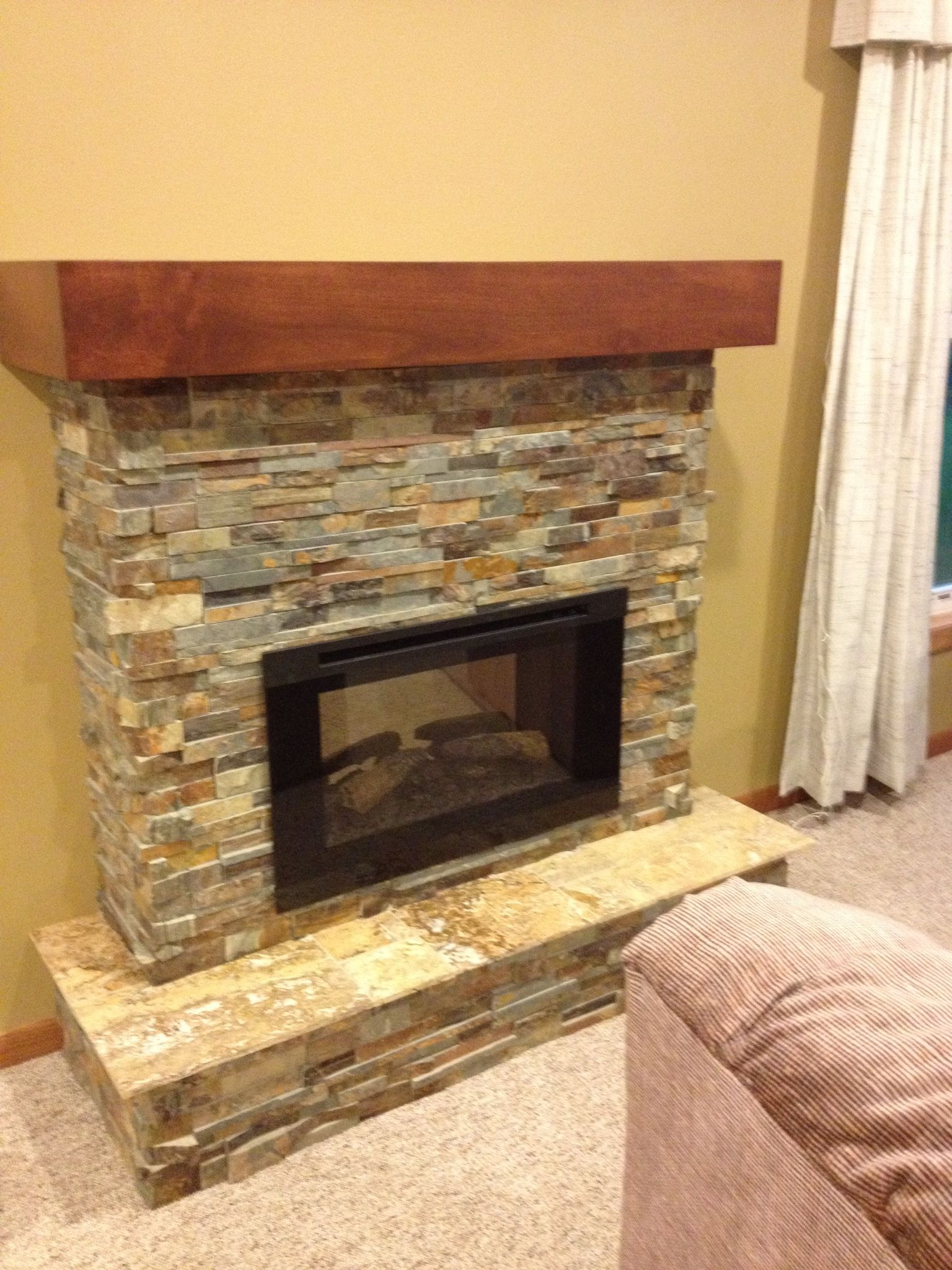 Basement Fireplace Ideas Our Basement Fireplace My Ideas Pinterest Basements
