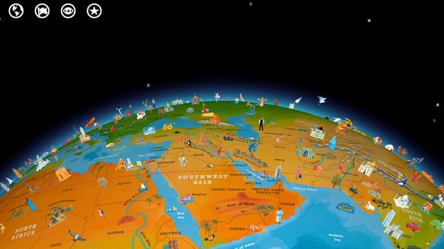 Popular iPhone and iPad Apps Free Before App Storeu0027s Anniversary - new apple app world map