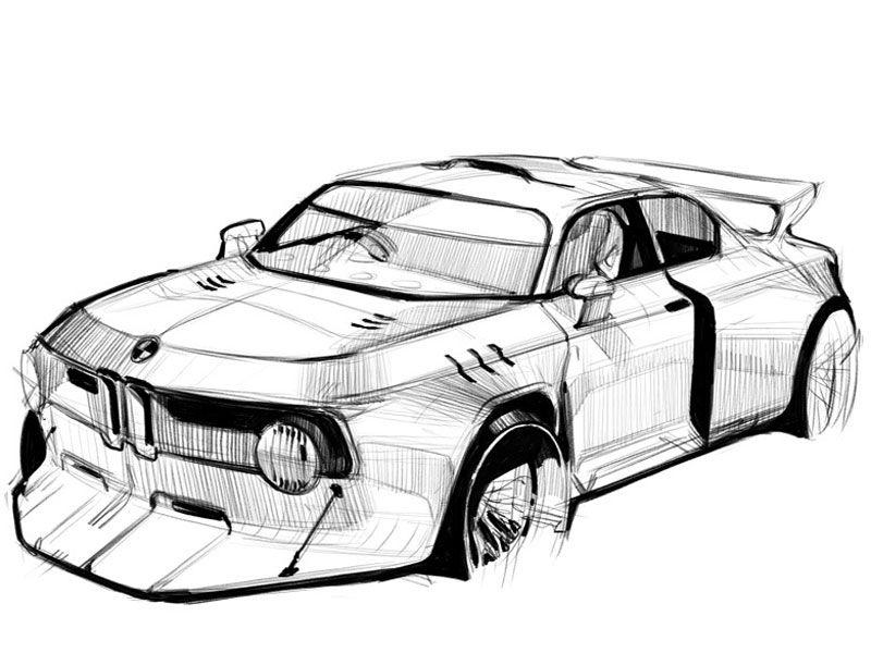 Sasha Selipanov | Dibujos concepto | Pinterest | Sketches, Car ...