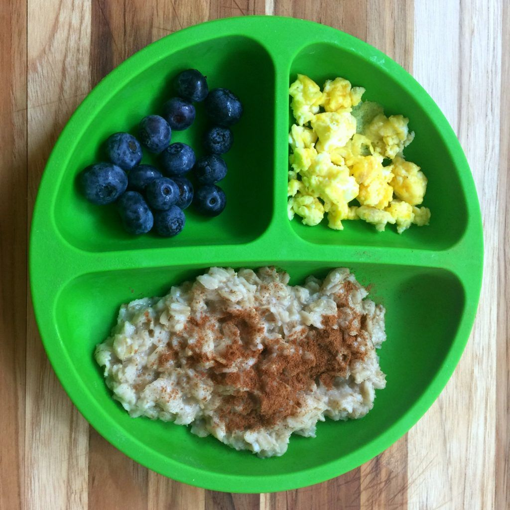 10 Simple Finger Food Meals for A One Year Old One year