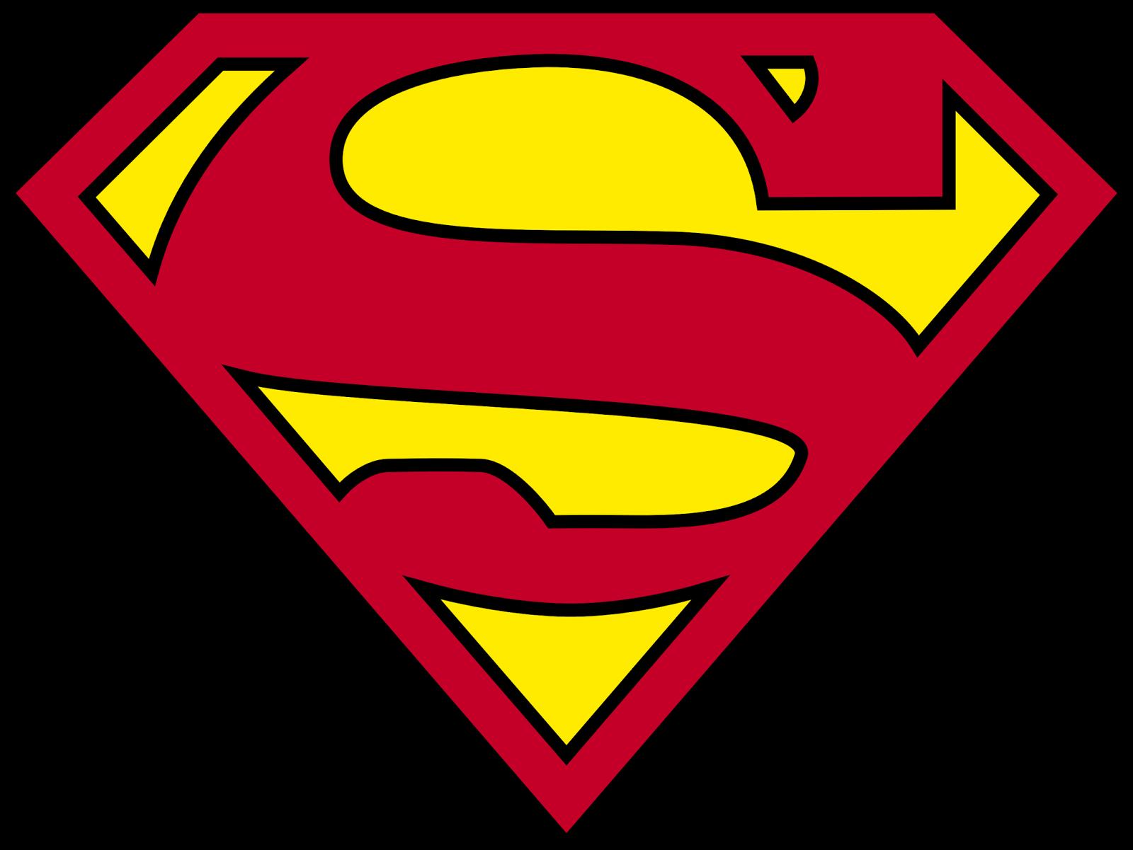 Blogger Superman Symbol Superman Logo Superhero