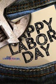 Labor Day Der Amerikanische Tag Der Arbeit Amerikaner Rezept