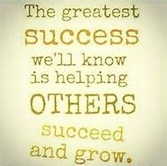 Quotes About Helping Others Succeed Bing Images Quotes I