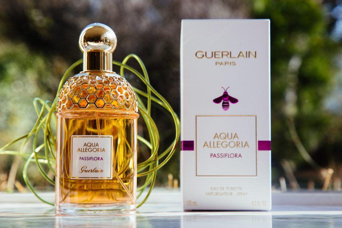Guerlain Aqua Allegoria Passiflora Favourite Perfumes Fragrance