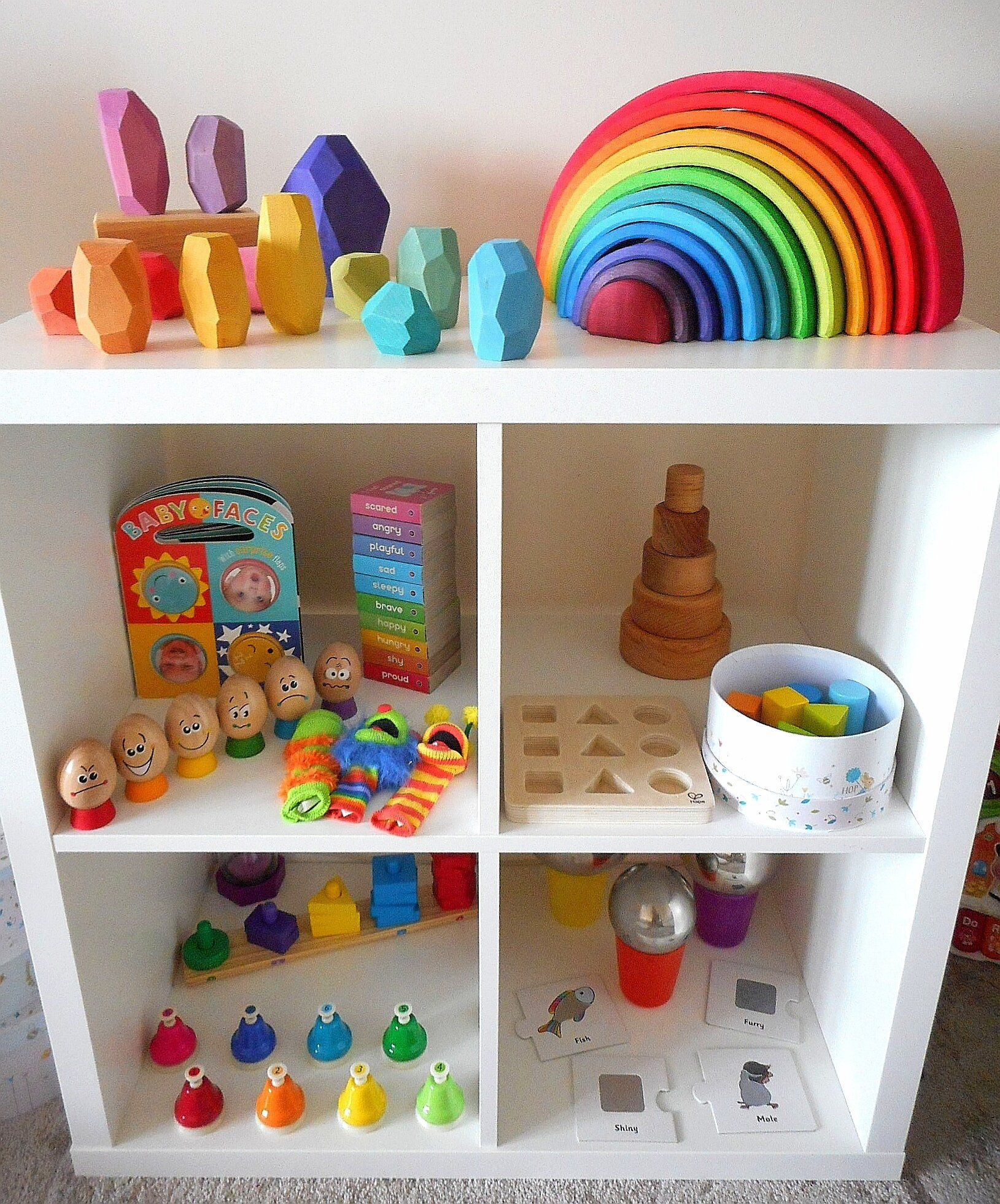 Grimms Rainbow Playroom