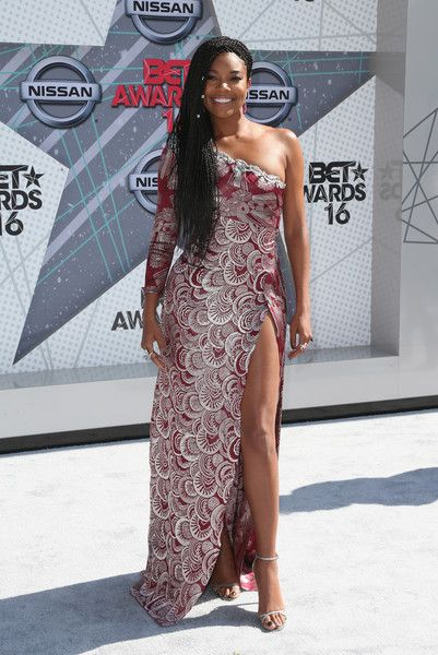 Gabrielle Union in  Marc Jacobs - Best Dressed at the 2016 BET Awards - Photos