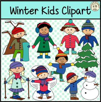 Winter+Kids+Clipart++from+AMStudio+on+TeachersNotebook.com+-++(40+pages)++-+Winter+Kids+Clipart+set+contains: ~10+.png+color+images.+ ~10+.png+black+and+white+images.+ ~10+.jpeg+color+images.+ ~10+.jpeg+black+and+white+images.+ High+quality+graphics.+300+dpi.+