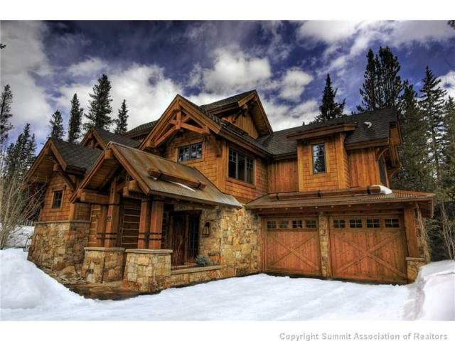 16 Regent Drive Breckenridge Co Trulia Big Beautiful Houses Cabins And Cottages Cottage Exterior