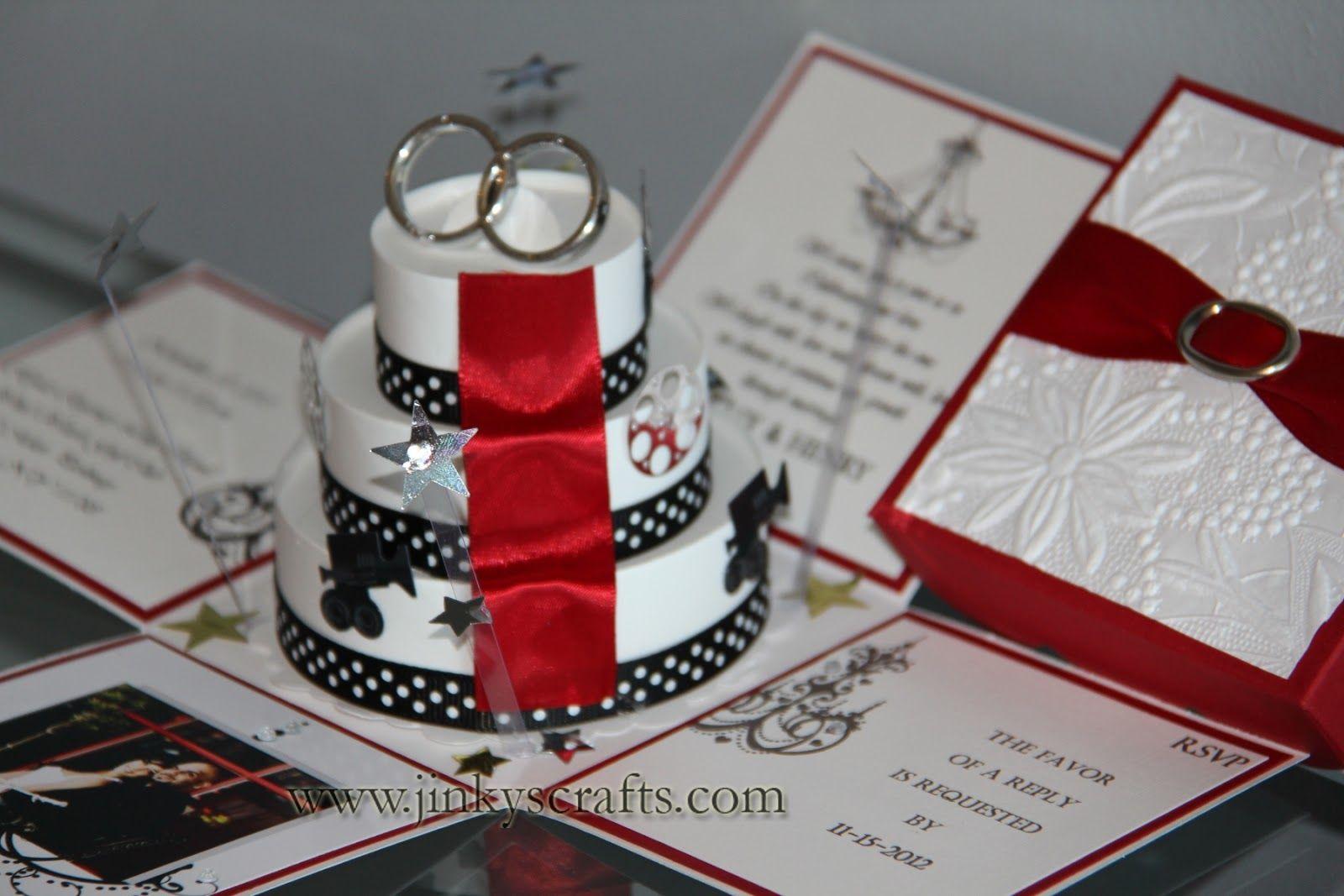 Wedding Invitation Box - Google Search | steampunk invatations ...