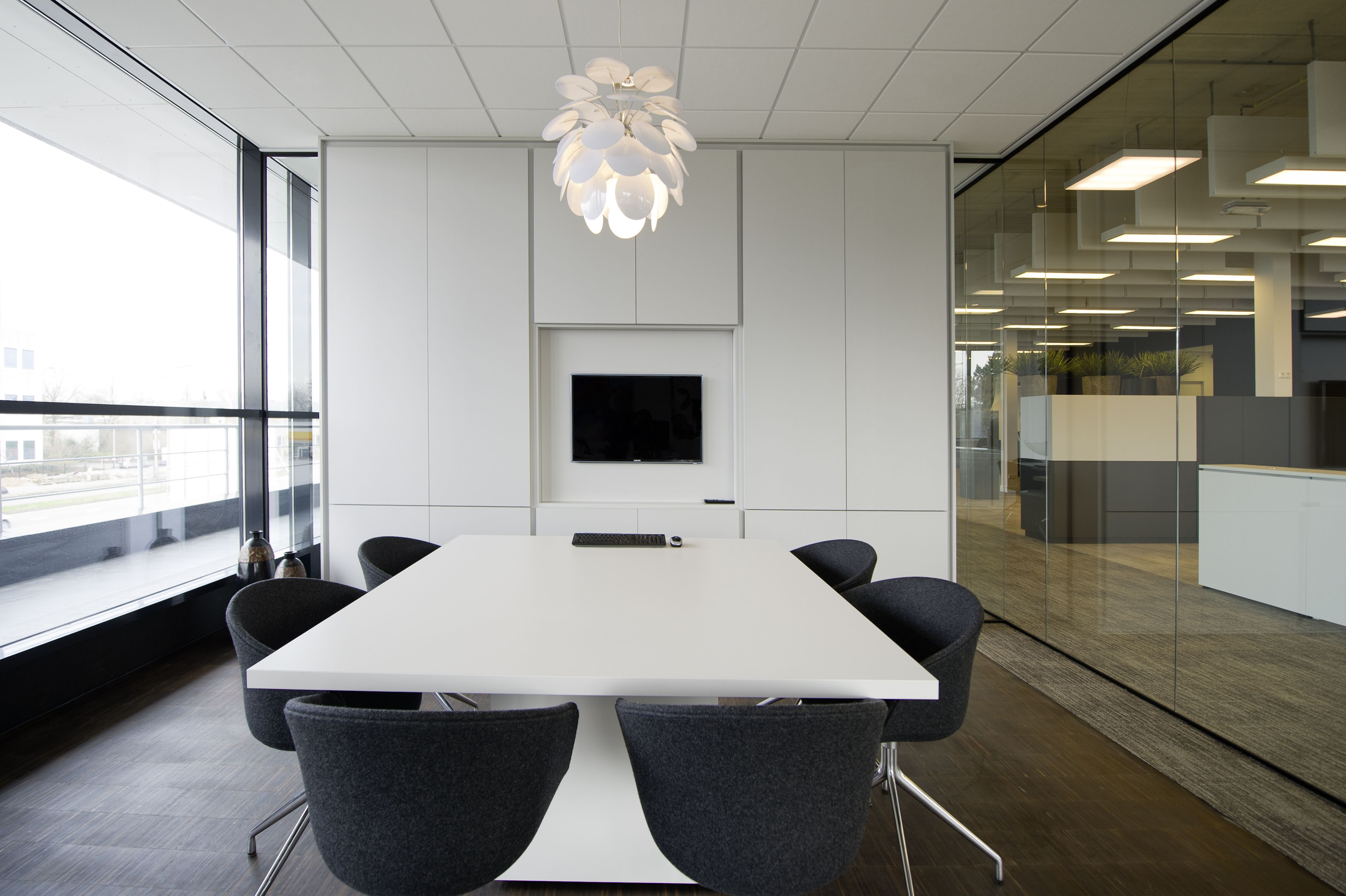 Wing Glasswall System - Westra etc