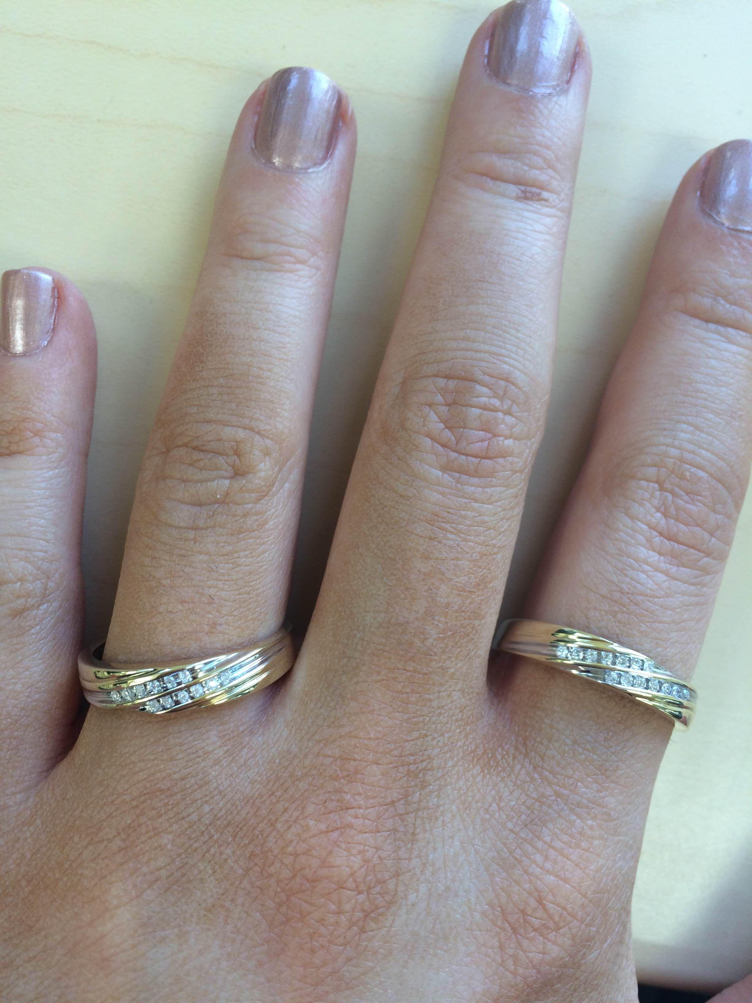 Which Hand Wedding Ring Female.Rings On Hand Wedding Band Set Wb519y Ladies Wedding Band Mens