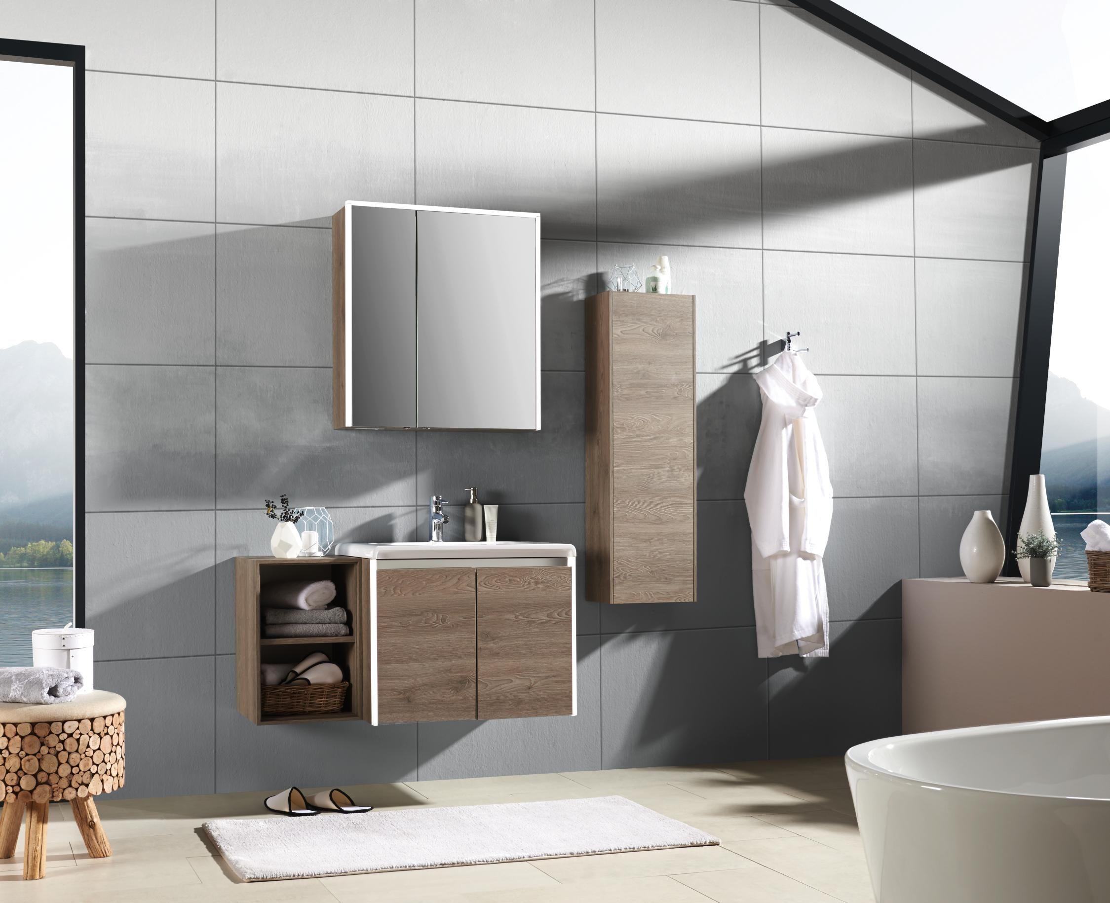 Möbel-Kombination für Ihr Badezimmer - stilsicher einrichten mit ...